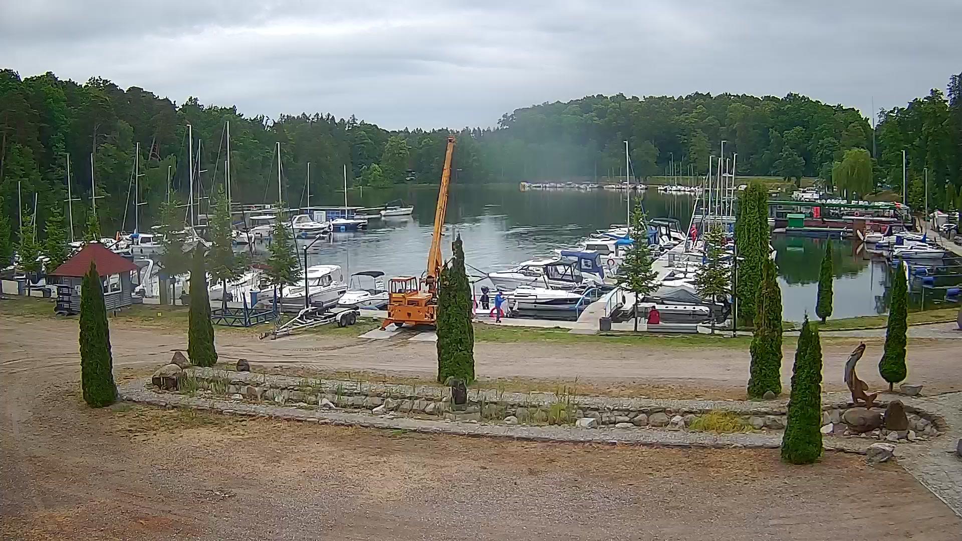 Kamera z widokiem na Port